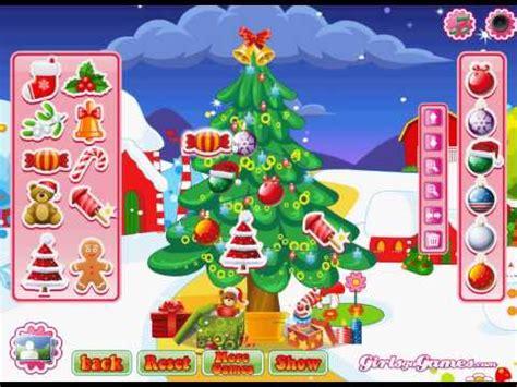 juegos de decorar arbol de navidad youtube