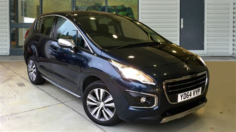 peugeot used car dealers peugeot romford peugeot dealers used cars vans