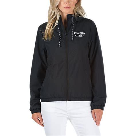 kastle windbreaker shop womens jackets at vans