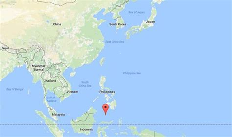 map usa to korea us korea armada fighter jet crashes into sea