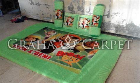 Karpet Karakter Jakarta Barat jual grosir karpet karakter karpet beni graha carpet