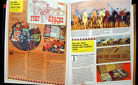 fort apache softcover books playset magazine issue no 1