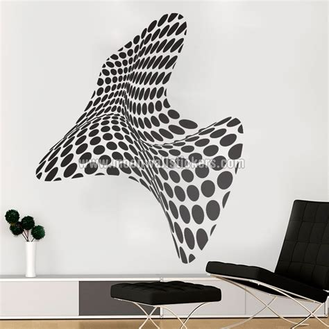 Art Deco Wall Stickers 3d wall art moonwallstickers com