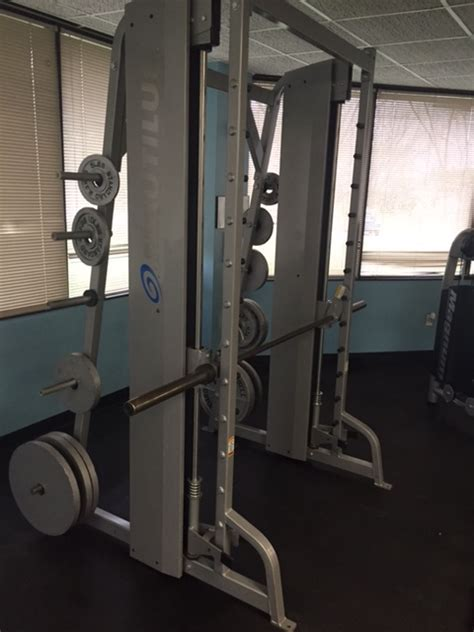 midwest used fitness equipment nautilus nitro smith machine
