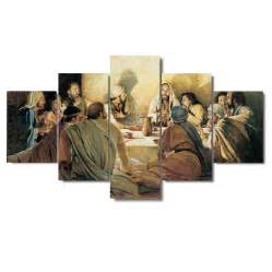 last supper hq 5 canvas print and ross