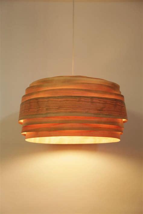 Veneer Pendant Light Lshade Pendant Light Quot Light Cloud Quot Cherry Veneer Wood Veneer L Wood Veneer Pendant
