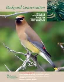 backyard conservation odfw oregon conservation strategy news