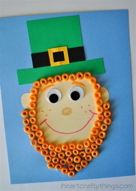 10 Adorable Leprechaun Crafts   Pretty My Party
