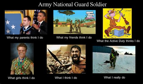 Army Reserve Meme - image 250553 what people think i do what i really