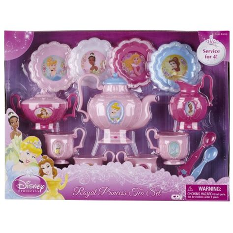 Disney Princess Tea Set disney princess royal tea set new ebay