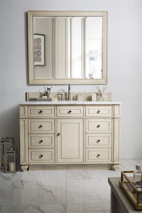48 inch Antique Single Sink Bathroom Vanity Vintage