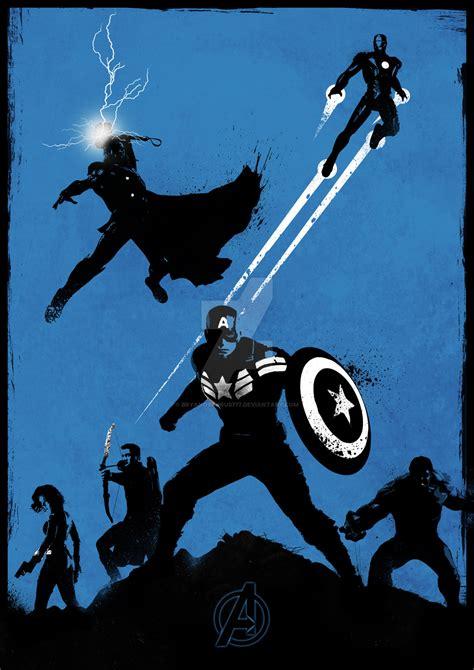 avengers minimalist wallpaper by mughalrox on deviantart avengers minimalist poster by bryanosaurus777 on deviantart