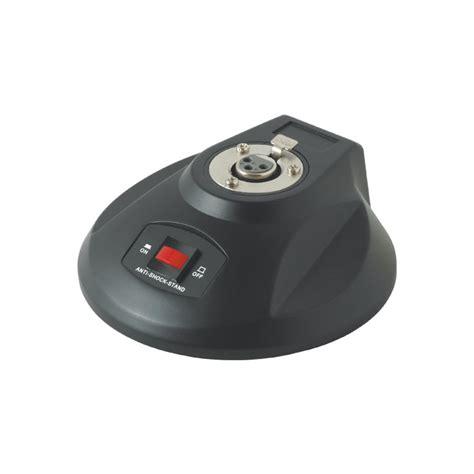 microfono da tavolo b260base da tavolo per i microfoni mc260 e mc265 paso s p a