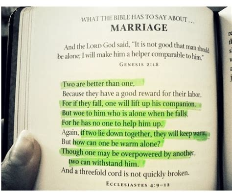 God and marriage scripture