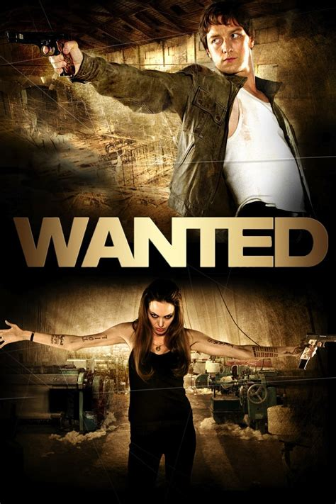 film wanted wanted 2008 posters the movie database tmdb