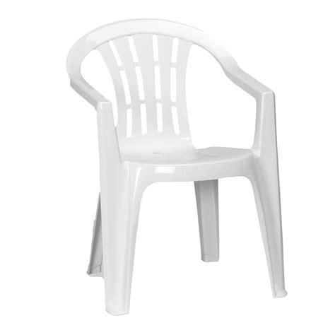 Plastic Chairs Cuba Plastic Chair Departments Diy At B Q