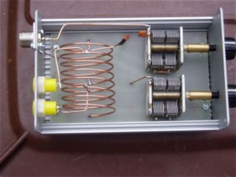 Réalisation Cv by Antenna Tuner For Antenne L 233 Vy I1wqrlinkradio