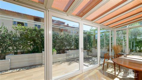 vetri scorrevoli per verande vetrate scorrevoli tecnoart infissi e verande