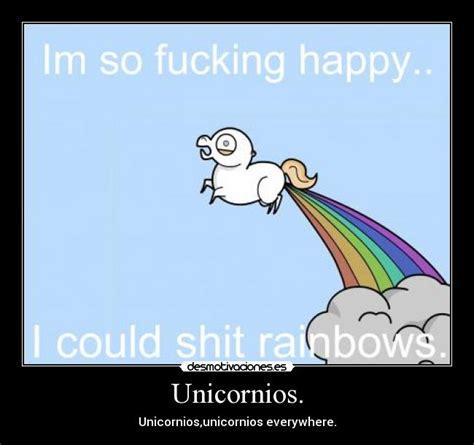 imágenes de unicornios con frases unicornios desmotivaciones