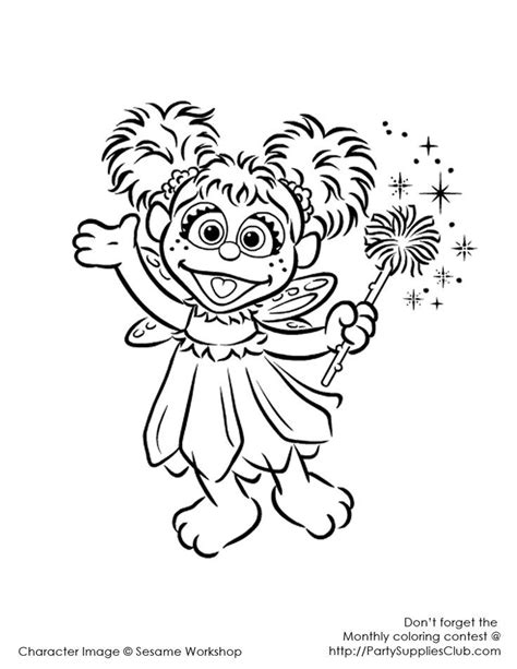 abby cadabby coloring pages free coloring home