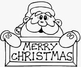 dibujos de navidad pap noel gracioso para colorear dibujos de pap 225 noel para colorear i