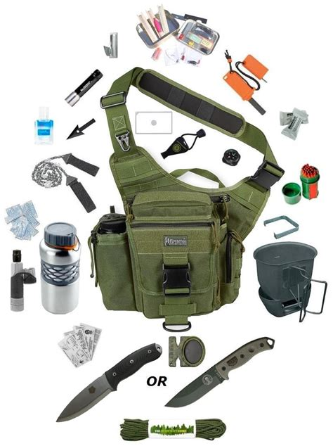 The Survival Stores Maxpedition Versipack De Luxe Go Bag
