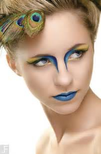 Awesome Peacock Makeup