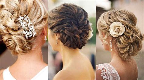 Wedding Hair Shoulder Length by 2018 Wedding Updo Hairstyles For Shoulder Length Hair