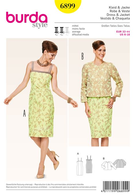 pattern review burda 7700 burda 6899 coordinates pantsuits suits