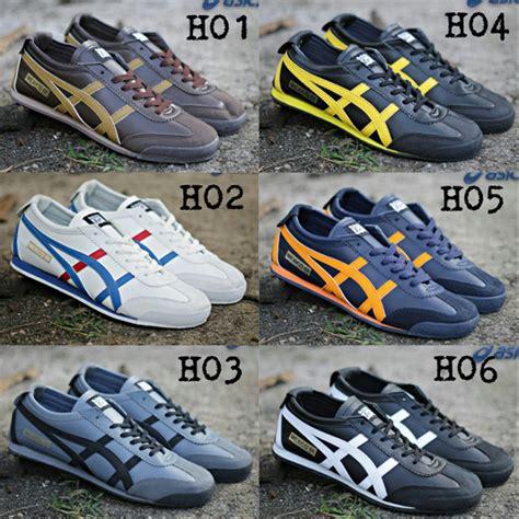 Harga Sepatu Asics Di Bandung jual sepatu sneaker asic onitsuka tiger di lapak