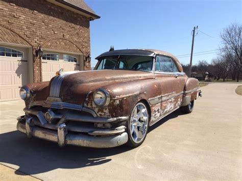 Two Door Cars For Sale by 1952 Pontiac Chieftain 2 Door Hardtop For Sale