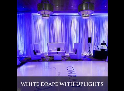 pipe and drape miami bitton events dj lighting planning entertainment in