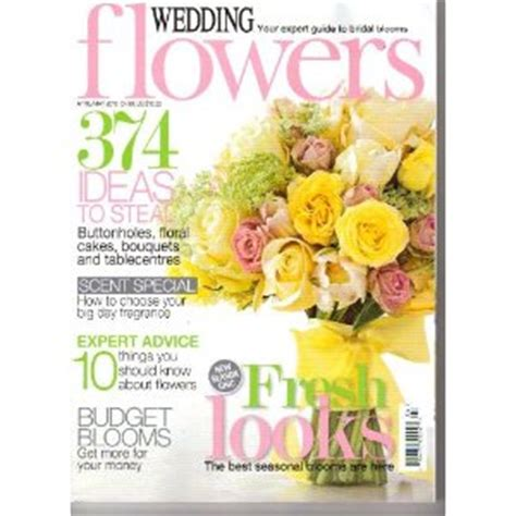 flower wedding magazine flower magazines flirty fleurs the florist inspiration for floral designers