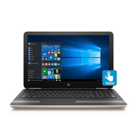 Touchscreen Maxtron Mg New 8a ca laptops hp pavilion 15 au030nr 15 6 inch laptop