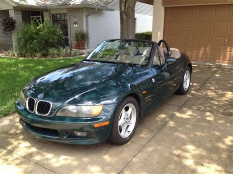 electric and cars manual 1997 bmw z3 transmission control buy used 1997 bmw z3 roadster convertible manual transmission 1 9l no reserve in new port