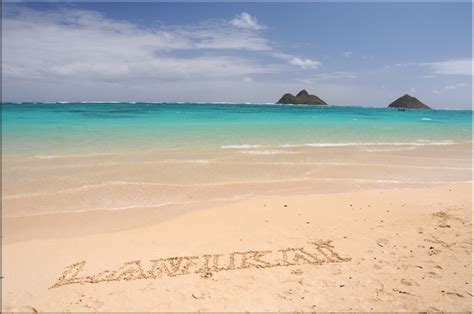 Lanikai   Hawaii Wedding Locations