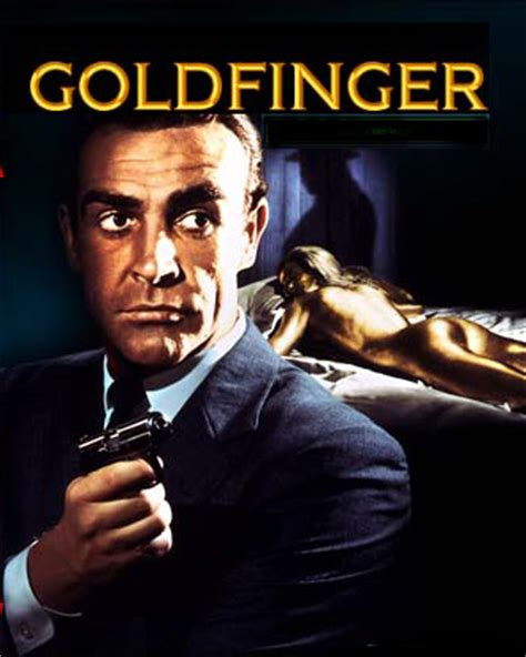 goldfinger james bond 007 goldfinger film svensk