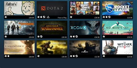 best steam steam names the best selling of 2016