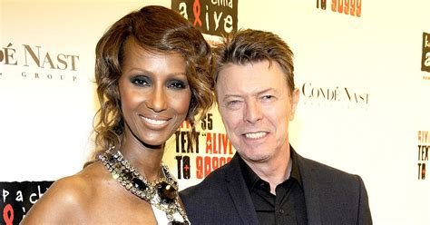 Iman ?Torn Apart? by David Bowie?s Death: How She?s Coping