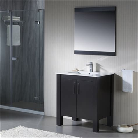 Parsons Vanity by Vanity Parsons 31 With Porcelain Top