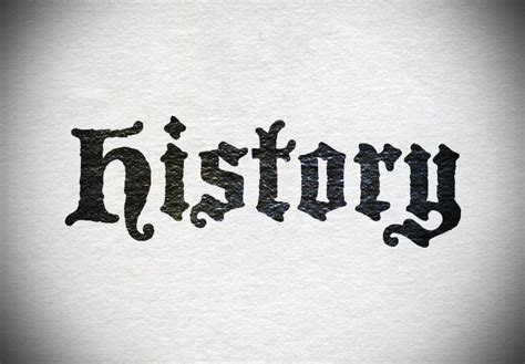 history of logo history logo