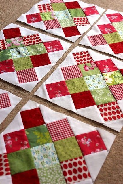 Easy Patchwork Projects - easy breezy quilt by allyson quilting