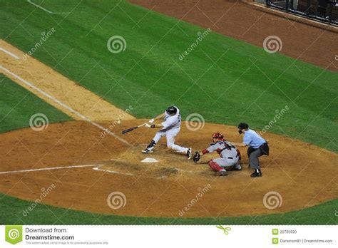 teixeira hits a home run editorial image image