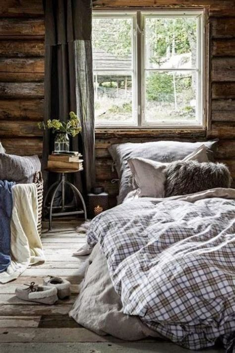 Cozy Company by 66 Cozy Chalet Inspired Bedroom Design Comfydwelling