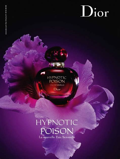 Jual Parfum Christian Hypnotic Poison poison perfume fragrance beautiful ads hypnotic