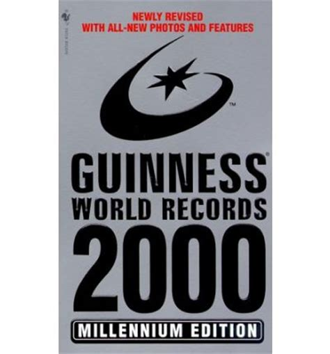guinness world records 2000 the guinness book of world records 2000