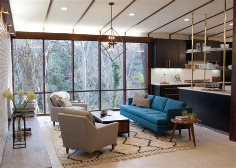 midcentury modern ls a fixer take on midcentury modern hgtv s fixer