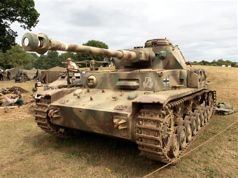 panzer iv pzkpfw iv ausf h ss panzer regiment 12 12th ss panzer