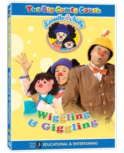 the big comfy couch clown in the round 17 best images about my favorite dvds on pinterest