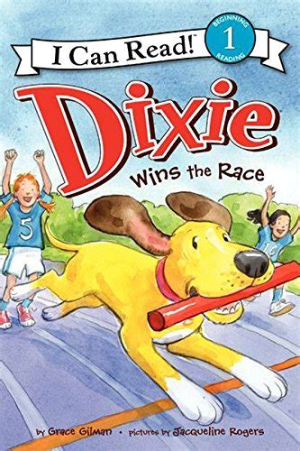 I Can Read Level 1 Dixie And The Deeds Buku Import Anak librarika dixie wins the race i can read book 1
